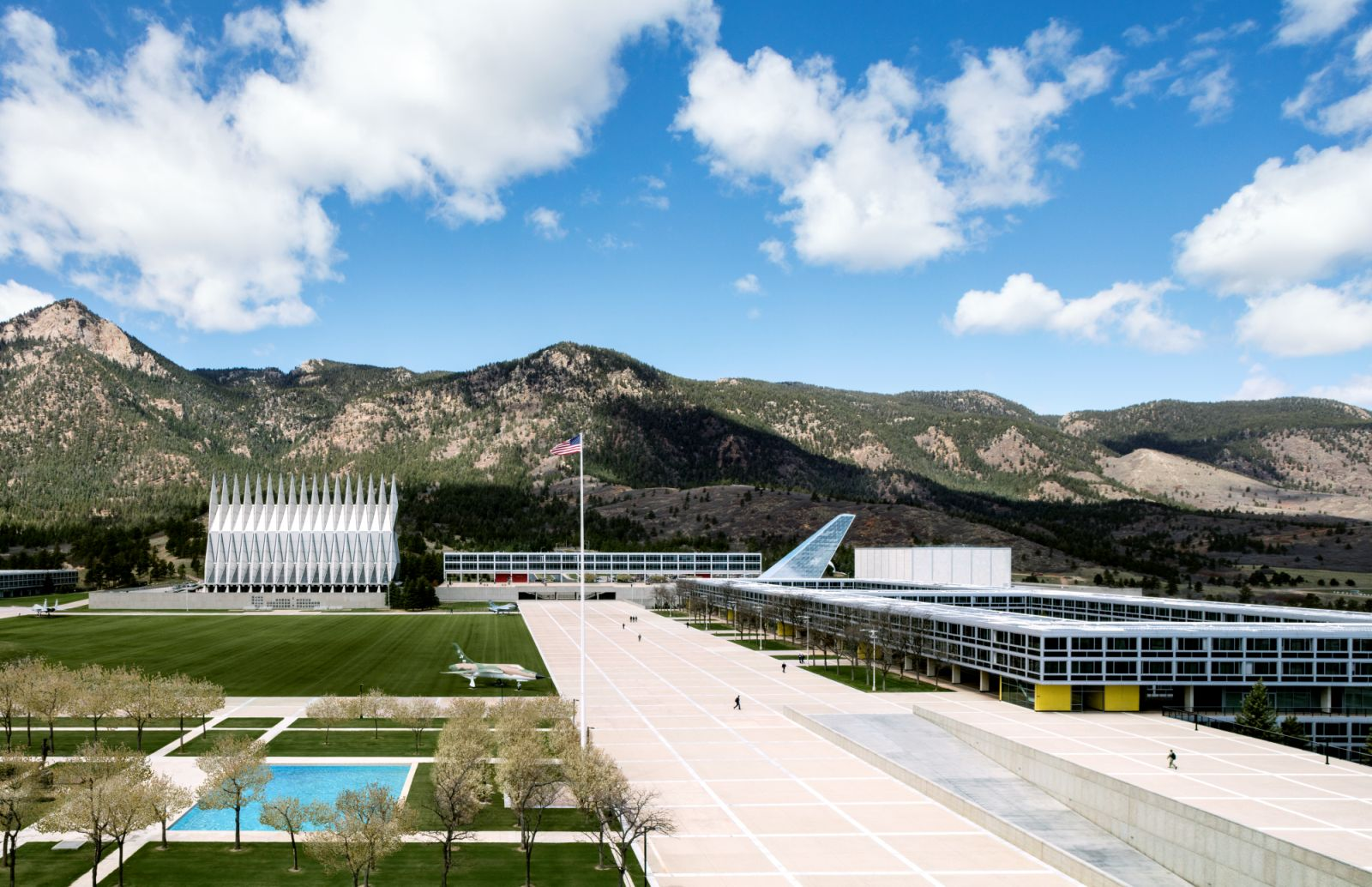 US Air Force Academy Center for Character and Leadership Development